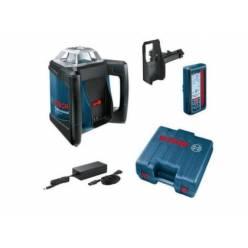 Ротационный лазерный нивелир Bosch GRL 500 HV + LR 50